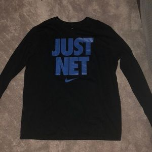 Just Net Nike long sleeve